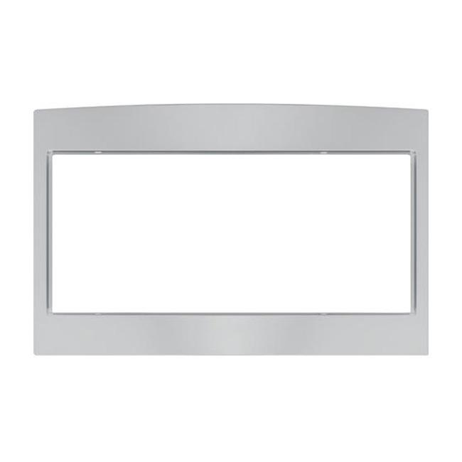 GE Profile JX827SMSS Stainless Steel 27-inch Trim Kit