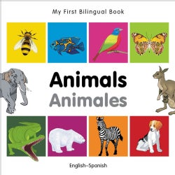 Animals / Animales (Board book)
