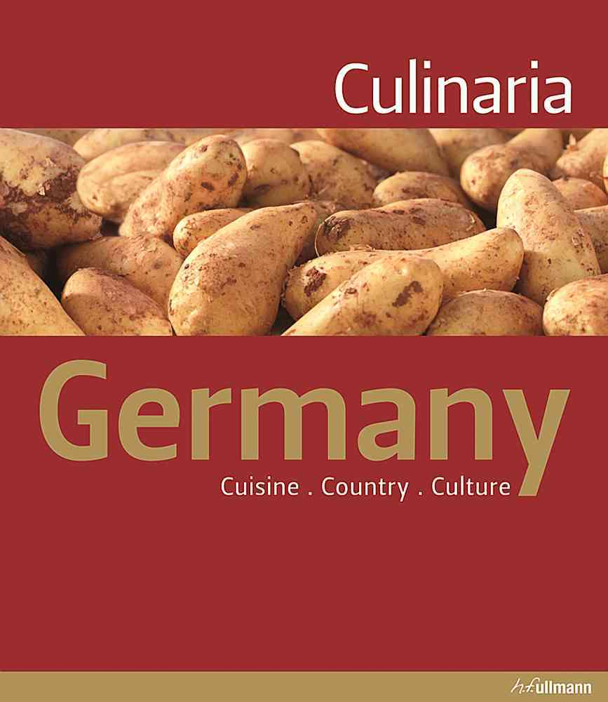 Culinaria Germany: Cuisine, Country, Culture (Hardcover)