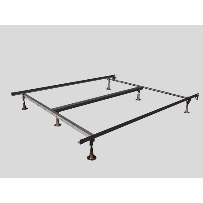 Insta-lock Queen King Cal-king Glided Bedframe