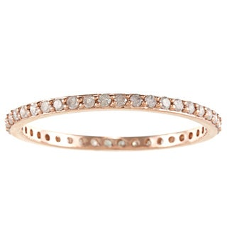Beverly Hills Charm 14k Gold 1/3ct TDW Diamond Wedding Band (H-I, I2-I3)