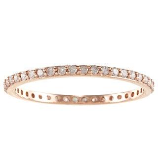 Beverly Hills Charm 10k Gold 1/3ct TDW Diamond Wedding Band (H-I, I2-I3)