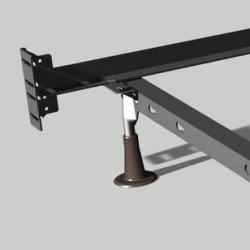 Insta-lock Queen-size Glided Bedframe