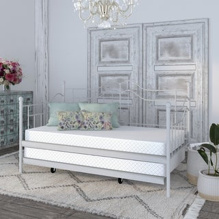 Select Luxury Reversible Comfort 6-inch Medium Firm Twin-size Foam Mattress
