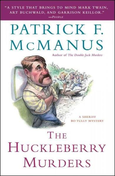 The Huckleberry Murders (Paperback)