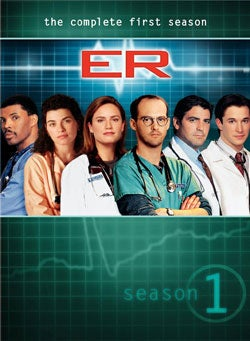 ER - The Complete First Season (DVD)