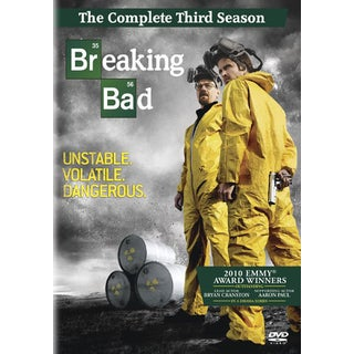 Breaking Bad: The Complete Third Season (DVD)