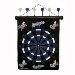 Los Angeles Dodgers Magnetic Dart Board