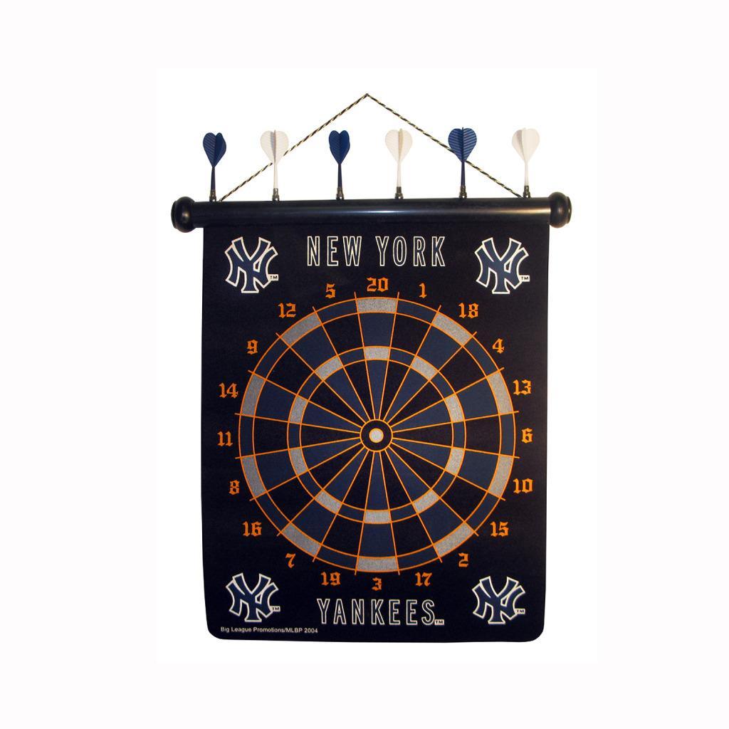 New York Yankees Magnetic Dart Board