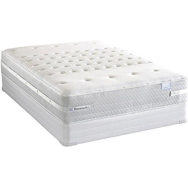 Sealy Posturepedic Forestwood Plush Full-size Mattress Set