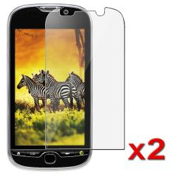 INSTEN Clear Screen Protector for HTC T-mobile myTouch 4G (Pack of 2)