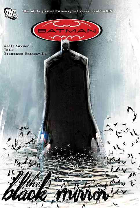 Batman: The Black Mirror (Hardcover)