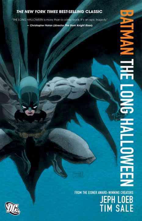 Batman: The Long Halloween (Paperback)