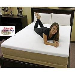 Orthopedic 8-inch 3-layer Queen-size Latex Mattress