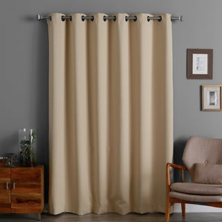 Lights Out Wide Thermal 80 x 84-inch Blackout Curtain Panel