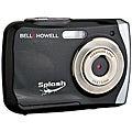 Bell + Howell Splash WP7 12MP Waterproof Black Camera