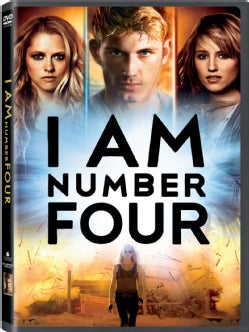 I Am Number Four (DVD)