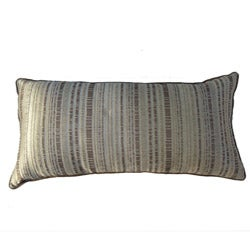 Bombay Cavalli Gold Stripes Decorative Pillow