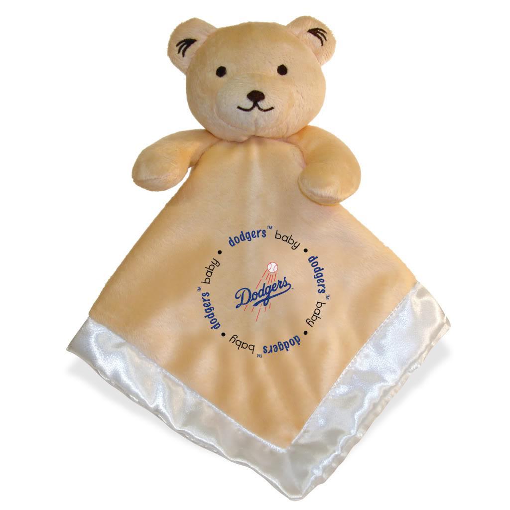 Baby Fanatic Los Angeles Dodgers Snuggle Bear