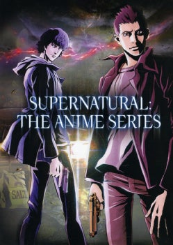 Supernatural: The Anime Series (DVD)