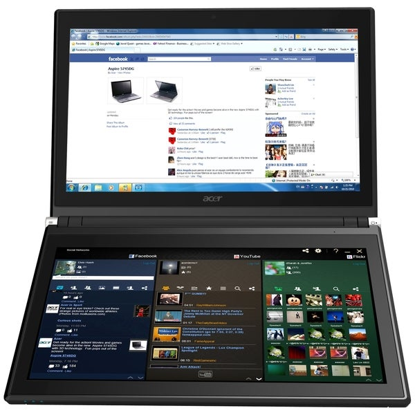 "Acer ICONIA ICONIA-484G64ns Tablet PC - 14"" - Wireless LAN - Intel Co"