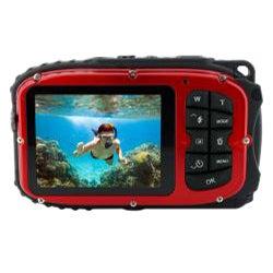 Coleman Xtreme 12MP Waterproof Red Digital Camera