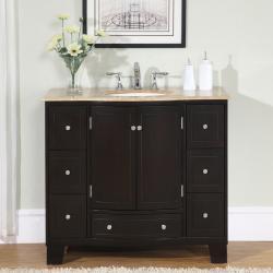31 40 Inches Bathroom Vanities Overstock Shopping