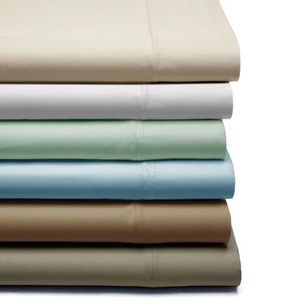 Luxury Cotton Rich 800 Thread Count Deep Pocket 6-Piece Sheet Set
