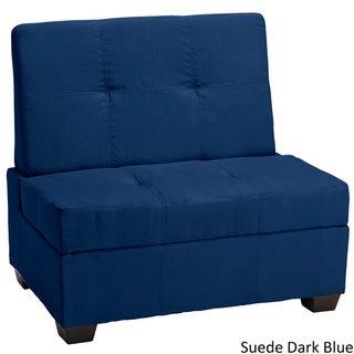 Vanderbilt Butler Hinged Storage Bench Chair