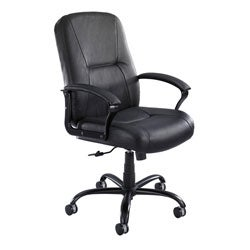 Serenity Big and Tall Leather Highback Office Chair