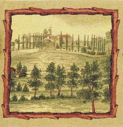 Country Manor European Tapestry Wall Hanging