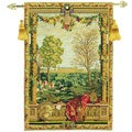Fall Symphony European Tapestry Wall Hanging