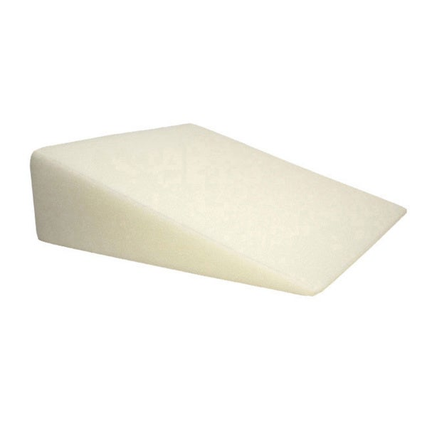 SplendoRest Visco Elastic Memory Foam Firm Support Bed Wedge Pillow