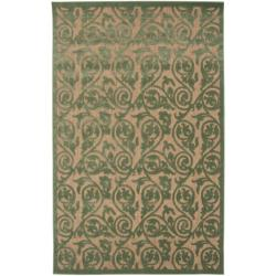 Woven Portera Indoor/Outdoor Floral Rug (3'9 x 5'8)