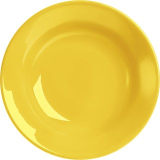 Waechtersbach Fun Factory Buttercup Soup Plates (Set of 4)