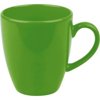Waechtersbach Fun Factory Green Apple Jumbo Cafelatte Cups (Set of 4)