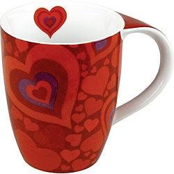 Konitz 'Hearts' Mugs (Set of 4)
