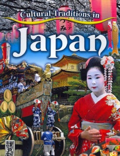 Cultural Traditions in Japan (Paperback)
