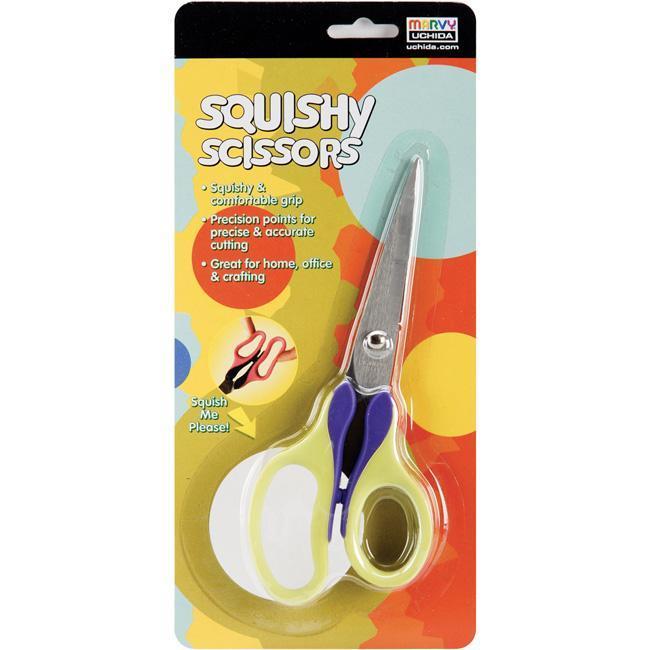 Green/ Purple Squishy Scissors