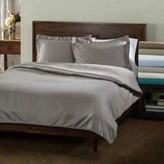 600 Thread Count Wrinkle-resistant 3-piece Duvet Cover Set