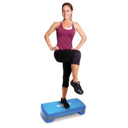 Tone Fitness Two-height Adjustable Aerobic Stepper