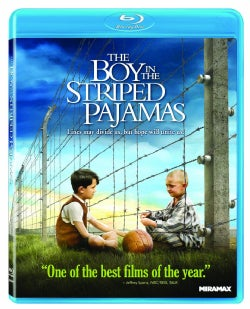 The Boy In The Striped Pajamas (Blu-ray Disc)