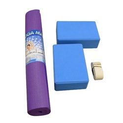 Yoga 4-piece Starter Kit
