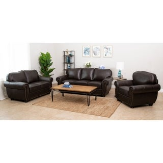 Living room sets overstock shopping the best prices online for Best living room set deals
