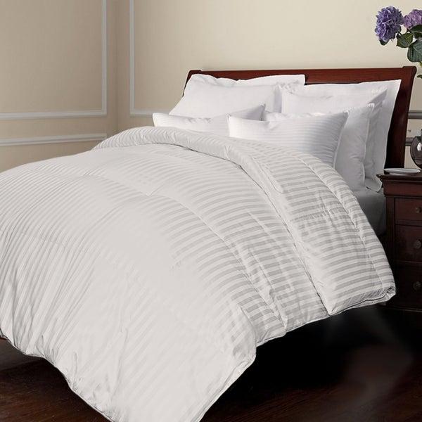 Oversized 500 Thread Count All Season Down Blend Comforter