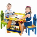 Crayola Wooden Table and Chairs Set