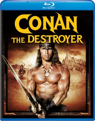 Conan the Destroyer (Blu-ray Disc)