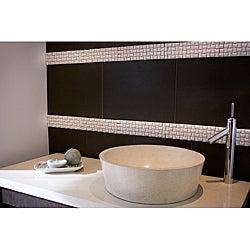 Concrete Full Moon Ivory Sink
