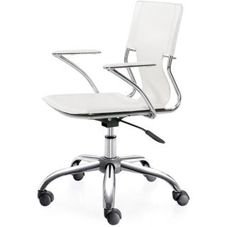 Elegant Leatherette Office Chair