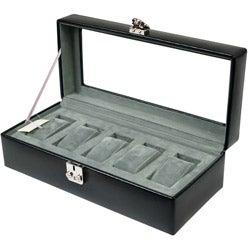 WOLF 5-watch Storage Box